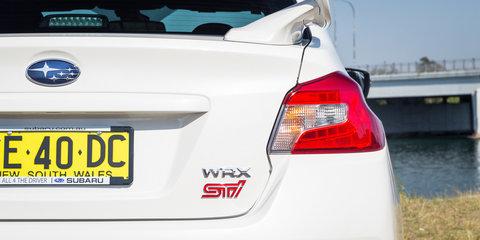 Subaru WRX and STI recalled, audio system too hot to handle