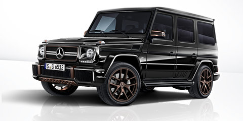 Mercedes-AMG G65 Final Edition revealed