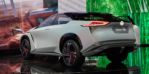 Nissan expects EV and combustion cost parity in 2025