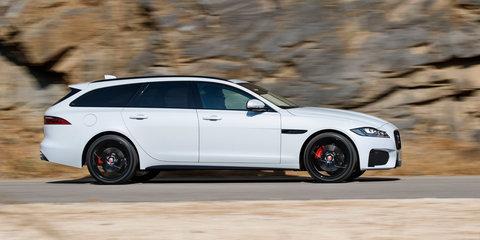 2018 Jaguar XF Sportbrake review