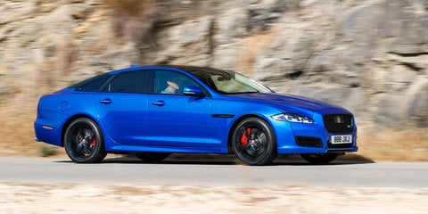 2018 Jaguar XJR575 review