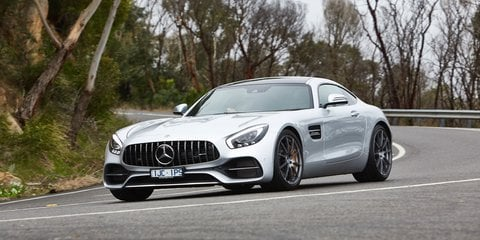 2017 Mercedes-AMG GT R, GT C and GT S recalled