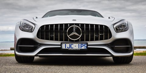 Mercedes-AMG GT Black Series confirmed for 2020