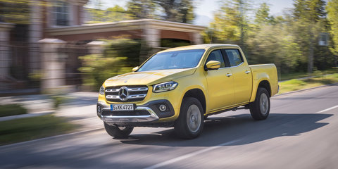 X-Class deserves a premium price, says Mercedes-Benz