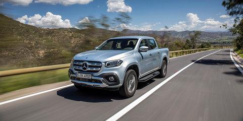 Mercedes-Benz X-Class: Australian interest high