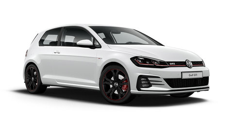 2018 Volkswagen Golf GTI Original, Golf R Grid pricing and specs, here in January