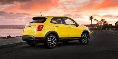 2018 Fiat 500X update revealed, in Australia from first quarter
