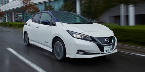 2018 Nissan Leaf review