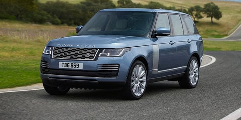 2018 Range Rover revealed, here in March