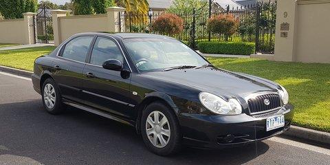 2002 Hyundai Sonata GL review