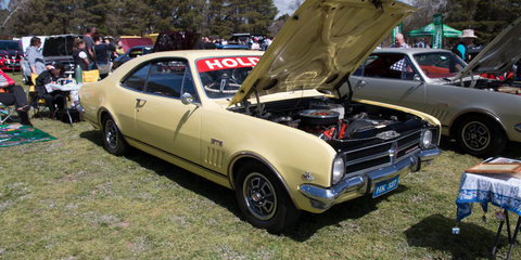 2017 ACT All Holden Day: the stories behind the cars