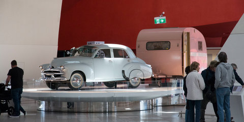 Interview: National Museum of Australia curator Dr. Martha Sear on Holden's first prototype