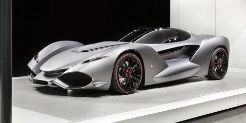 Zagato IsoRivolta Vision Gran Turismo revealed