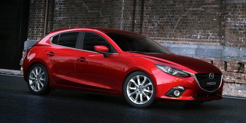 2014 Mazda 3 SP25 review Review