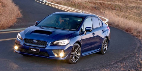 Subaru WRX and STI recalled, audio system too hot to handle
