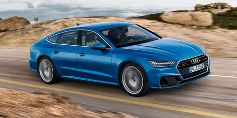 2018 Audi A7 embodies 'quintessence of Prologue', ends cookie-cutter era