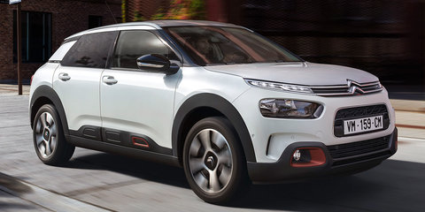 Citroen C4 axed, C4 Cactus will act as replacement