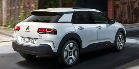 2019 Citroen C4 Cactus facelift unveiled