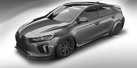 Hyundai Hypereconiq Ioniq concept revealed for SEMA show