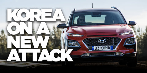 2018 Hyundai Kona review