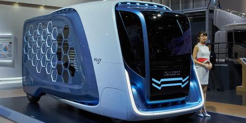 Isuzu FD-SI concept unveiled in Tokyo