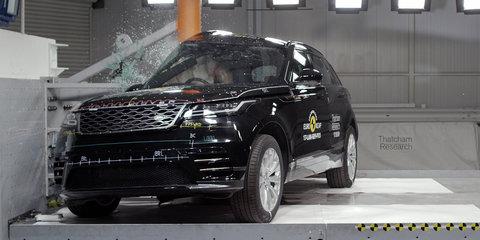 Range Rover Velar gets five-star ANCAP rating