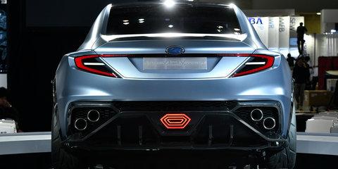Subaru VIZIV Performance concept revealed