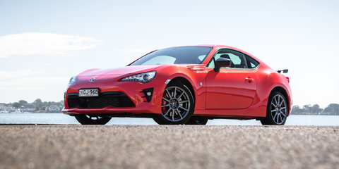 2017 Toyota 86 Limited Edition review