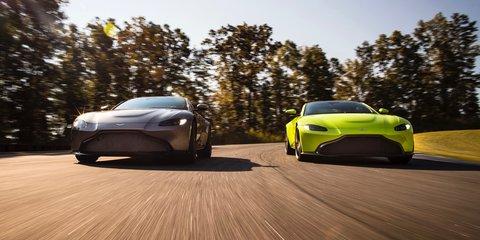 Poll: 2018 Aston Martin Vantage vanquishes Porsche 911