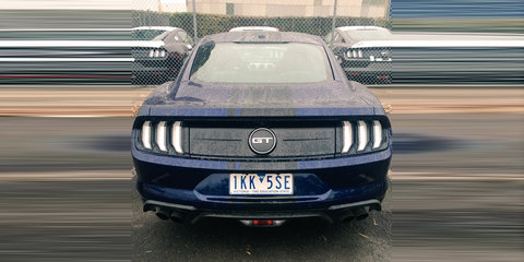 Ford Mustang Bullitt firming for Detroit debut