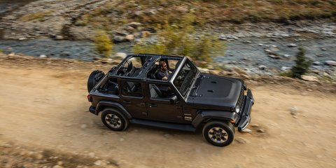 Electrified Jeep Wrangler coming in 2020