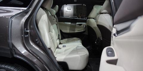 2018 Infiniti QX50 fully unveiled in LA