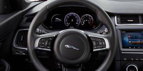 2018 Jaguar E-Pace pricing and specs
