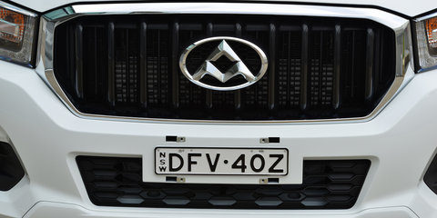 2018 LDV T60 review