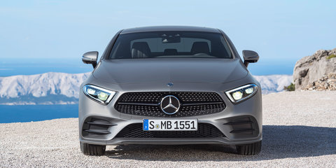 2018 Mercedes-Benz A-Class: 'Predator face' reserved for progressive models