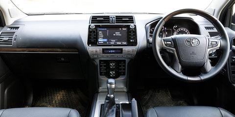 2018 Toyota Landcruiser Prado Kakadu review