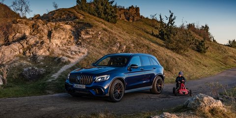 2018 Mercedes-AMG GLC63 S review
