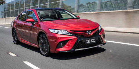Hotted-up Toyota Camry: Chief engineer loves the idea