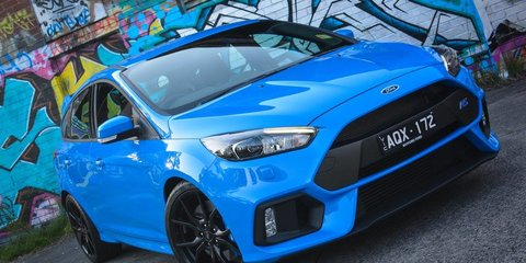 2017 Ford Focus RS review Review