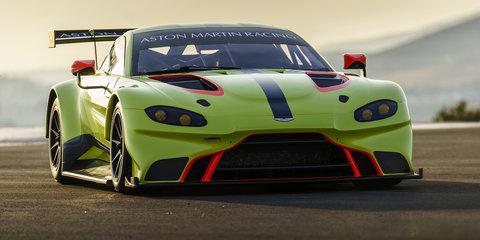 2018 Aston Martin Vantage GTE unveiled