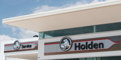 Holden: Dealer cuts and factory closure remove the shackles