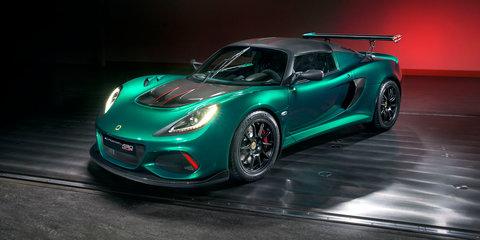 2018 Lotus Exige Cup 430 revealed
