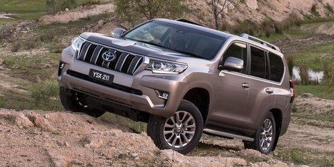 2018 Toyota LandCruiser Prado pricing and specs
