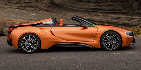 BMW i8 Roadster: Limited editions to future-proof sales