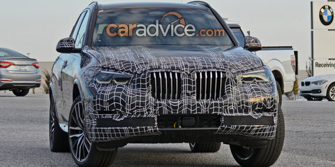2019 BMW X5 to be revealed later this year