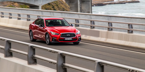 2018 Infiniti Q50 pricing and specs