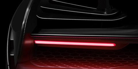 2018 McLaren Ultimate Series teased again ahead of December reveal