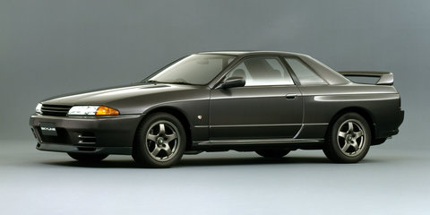 Nissan heritage program kicks off with parts for R32 GT-R