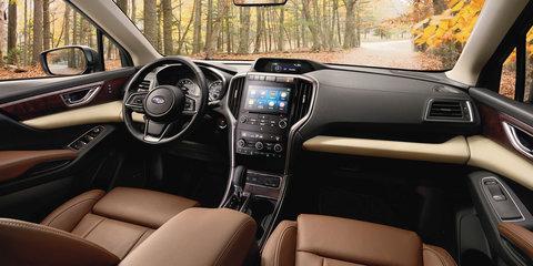 Subaru Australia wants seven-seat Ascent, but it isn't happening