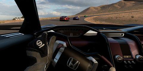Honda Sports Vision Gran Turismo revealed